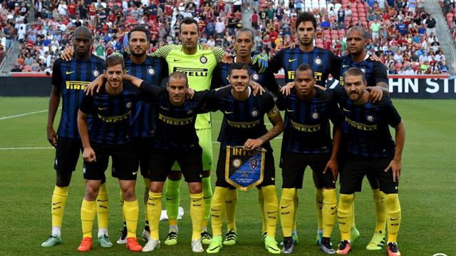 Canerli Inter, PSG'ye 3-1 yenildi