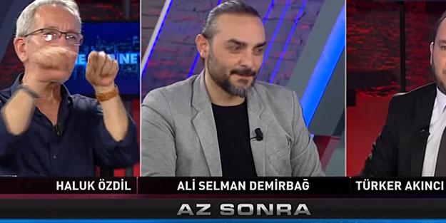 Canlı yayında şaşkına çeviren sözler: Türkiye'yi istila edeceklerdi, o sistem ile engellendi