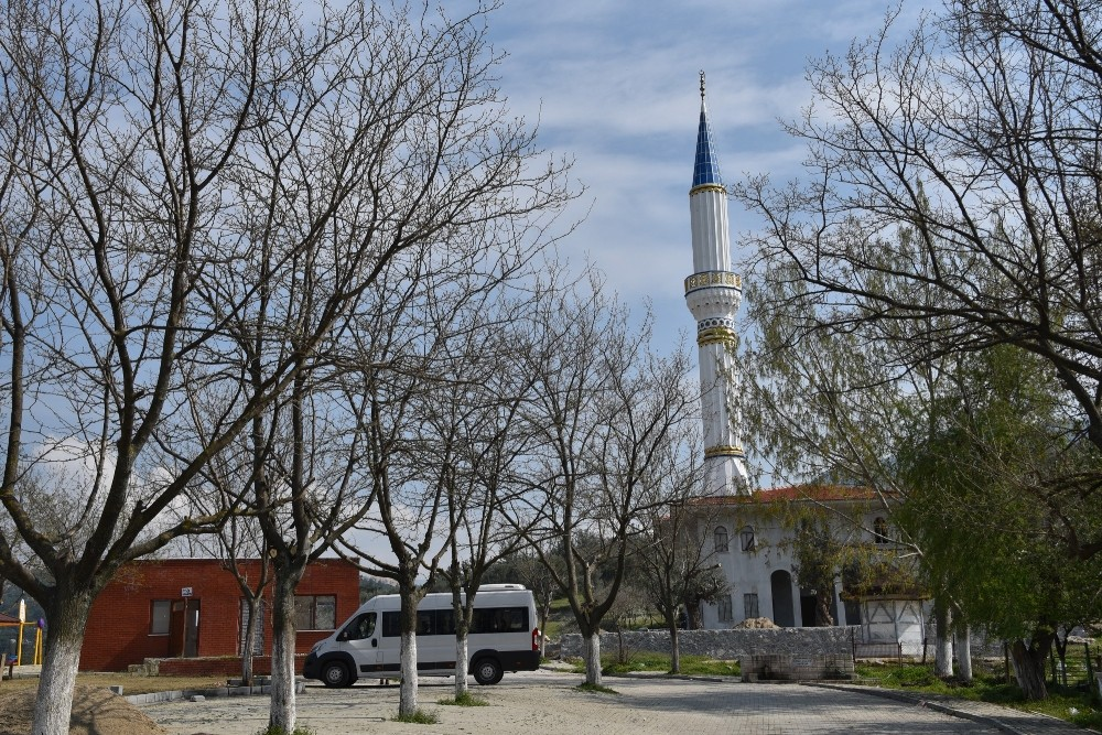 Çapaçarık Camii ve çevresi çalışmalarında sona yaklaşılıyor