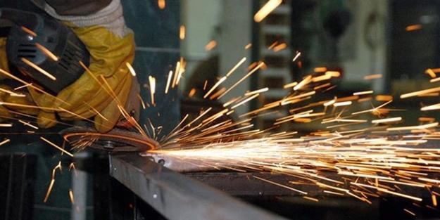 Çarklar hızlanıyor üretim yüzde 16.6 arttı