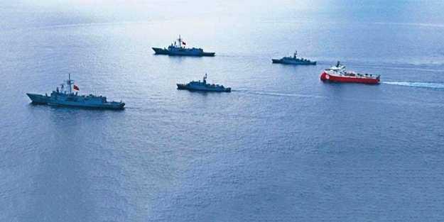 Çarpıcı Doğu Akdeniz açıklaması: Çatışma çıkarsa...
