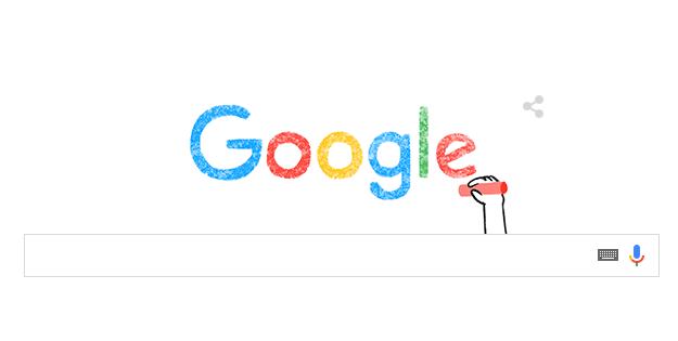 Çarpıcı iddia: Google logosu çalıntı!