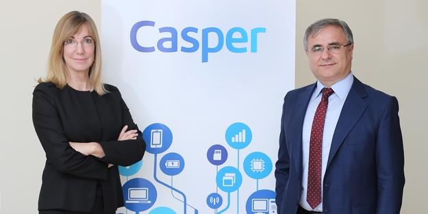 Casper 2017'de yüzde 40 büyüdü