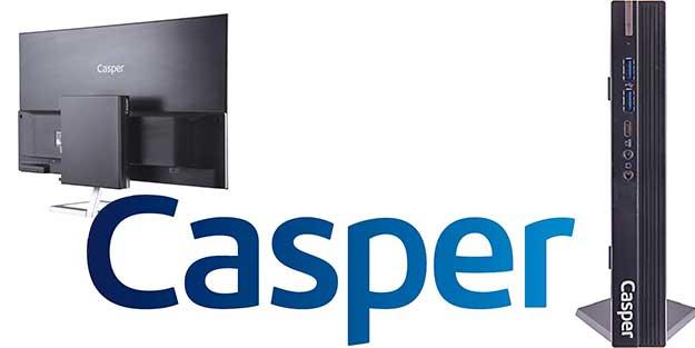 Casper kurumsal ailesi genişliyor