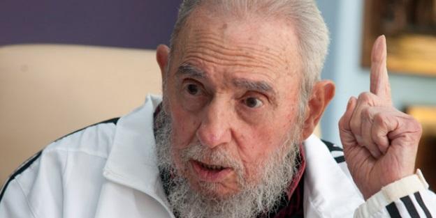 Castro'dan Tsipras'a tebrik mesajı