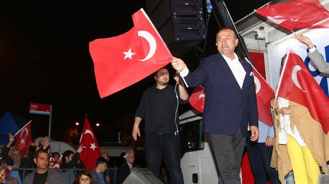 Çavuşoğlu: AB karar vermeli