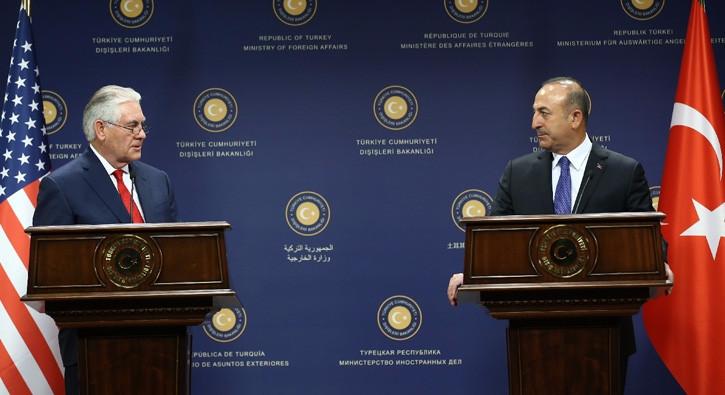 Çavuşoğlu, ABD Dışişleri başkanını terletti!