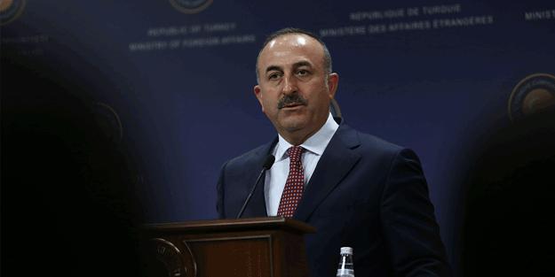 Çavuşoğlu Avrupa Birliği'ne resti çekti! 'Bu bir tehdit…'