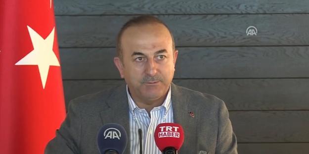 Çavuşoğlu detayları açıkladı: YPG'nin silahları alınacak
