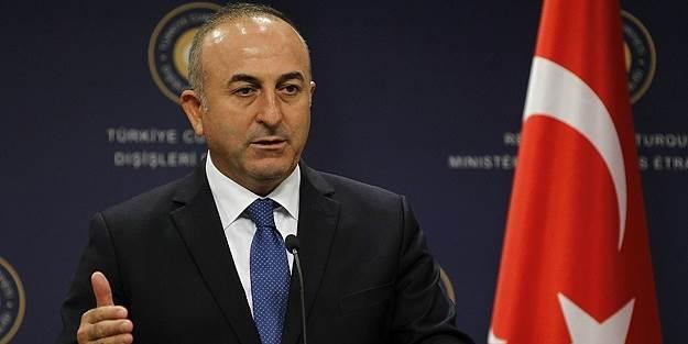 Çavuşoğlu'ndan Türkiye'nin AB üyeliği açıklaması