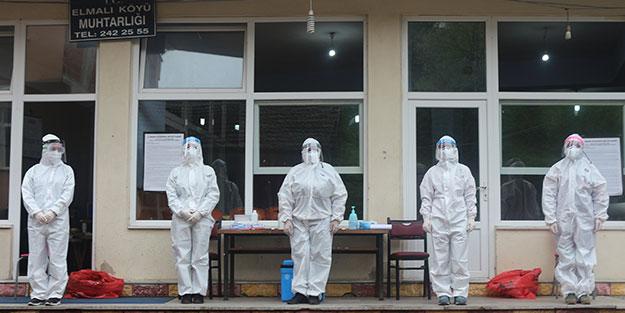 Yaklaşık 7 bin kişi kente gelmişti! 10 kişide koronavirüs çıktı, filyasyon çalışmaları başlatıldı