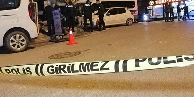 Çekmeköy'de silahlı kavga: 2 yaralı var