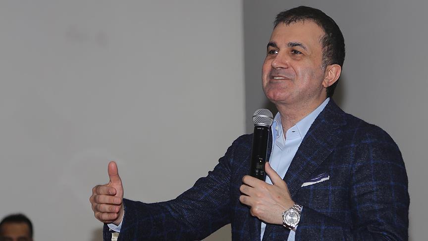 Çelik: Kılıçdaroğlu kaybettiği halde yerinde kalmaya devam ediyor