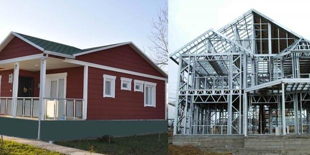 Çelik konstrüksiyon ev depreme dayanıklı mı