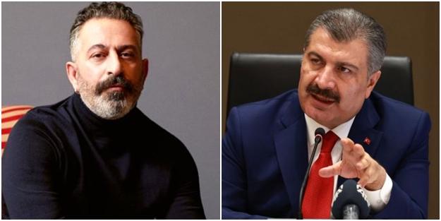 Cem Yılmaz'dan imajını düzeltme çabası! Sağlık Bakanı Fahrettin Koca'ya çağrı yaptı