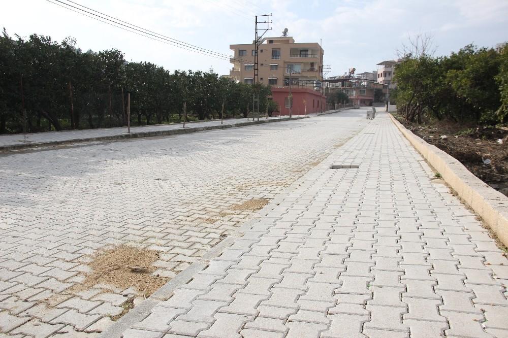 Cemal Gürsel Mahallesi'nde bakım-onarım çalışması