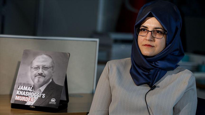 Cemal Kaşıkçı'nın nişanlısı Hatice Cengiz: Adalet arayışımı sürdüreceğim
