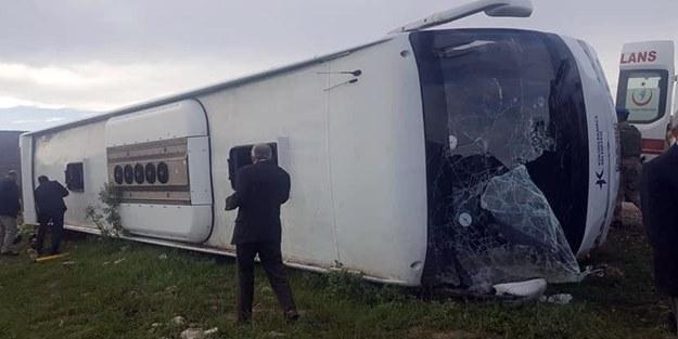 Cenaze dönüşü feci kaza: 7 ölü, 29 yaralı!