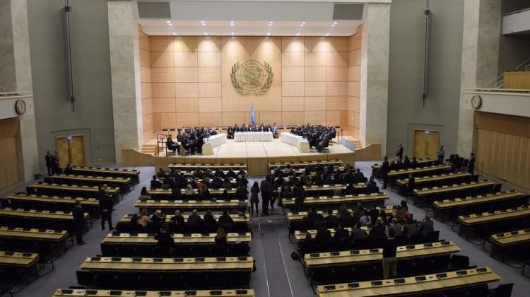 Cenevre'de 5'inci Suriye görüşmeleri başladı