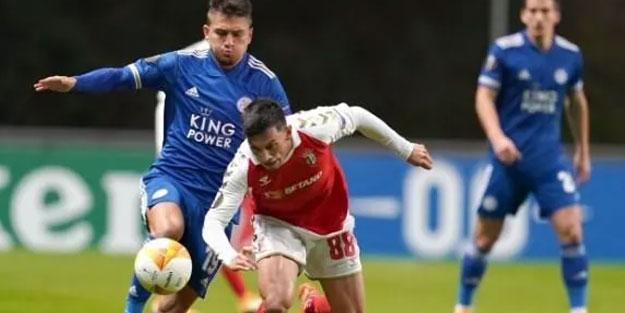 Cengizli Leicester City tur atladı