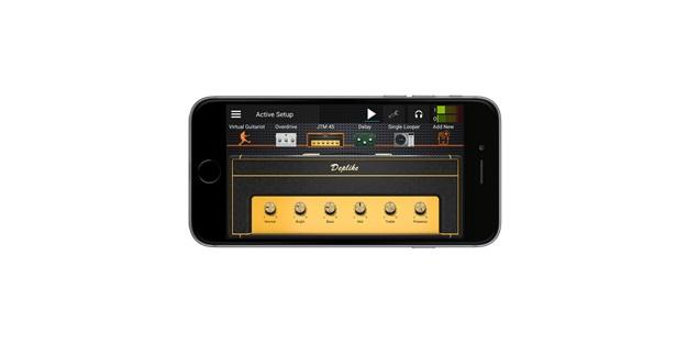 """Cep telefonunu gitar amfisine dönüştüren uygulama """"Deplike"""" Arıkovanı'nda"""