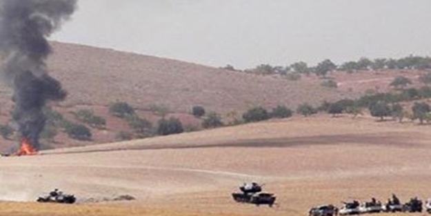 Cerablus'ta yaralanan 3 Suriyeli Türkiye'de