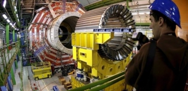 CERN'de iki atomaltı parçacığı keşfedildi