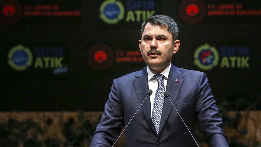 Çevre ve Şehircilik Bakanı Murat Kurum: İstanbul Boğazı'nı imara açma durumu söz konusu değil