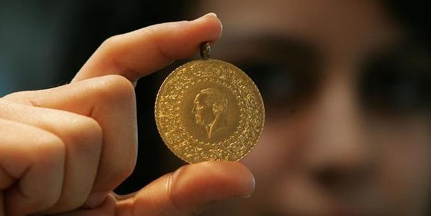 İşte çeyrek altının bugünkü fiyatı