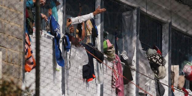 Cezaevinde korona isyanı! 23 mahkum öldü