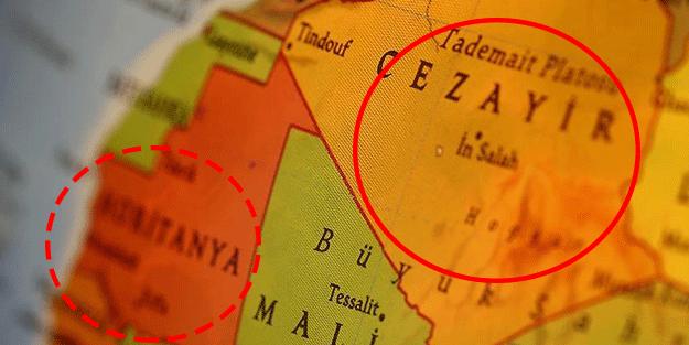 Cezayir ve Moritanya arasında ilk doğrudan deniz nakliye seferi yapıldı