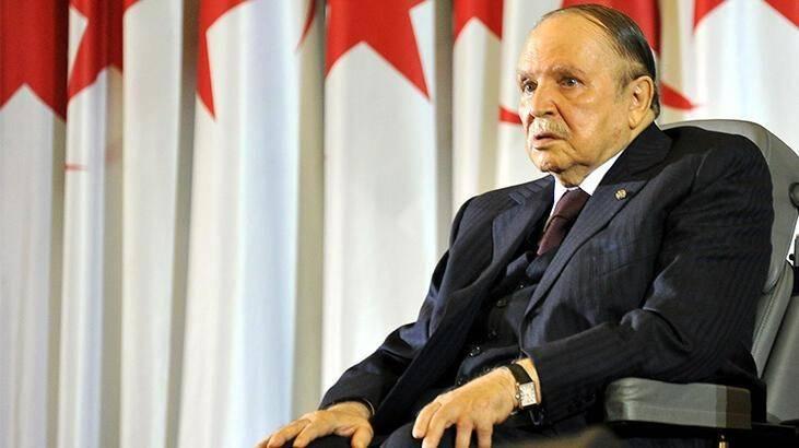 Cezayir'de 3 gün milli yas ilan edildi