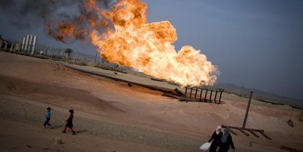 Cezayir'de Batılı şirketlere ait petrol üssüne saldırı