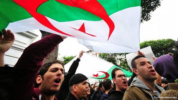 Cezayir'de değişim olabilir mi?