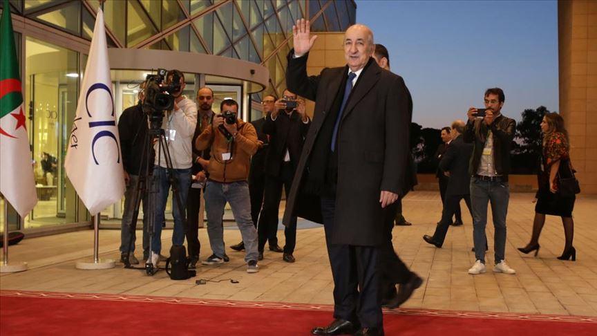 Cezayir'den 'Libya'nın başkenti Trablus kırmızı çizgidir' açıklaması