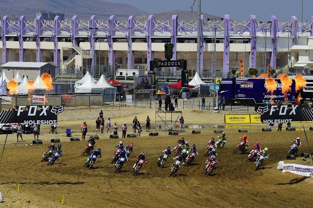 CF Moto Dünya Motokros Şampiyonası hazırlıklarını tamamladı