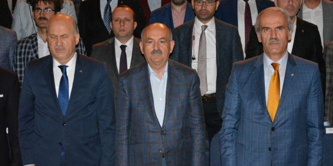 Bakan Müezzinoğlu: Millet adına güçlü bir sistem kuruldu