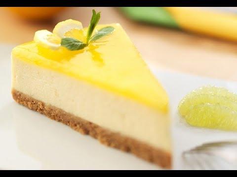 Cheesecake tarifi | Limon sos nasıl yapılır?