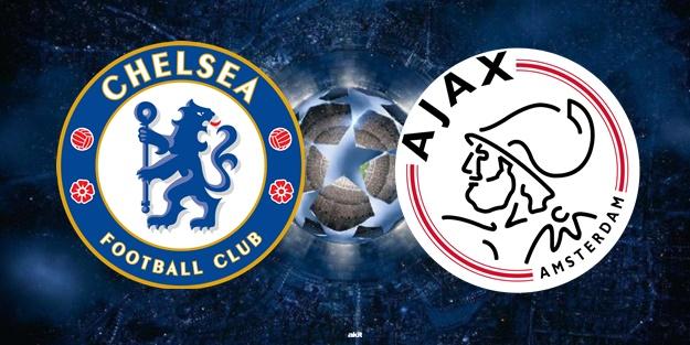 Chelsea Ajax maçı ne zaman saat kaçta hangi kanalda?