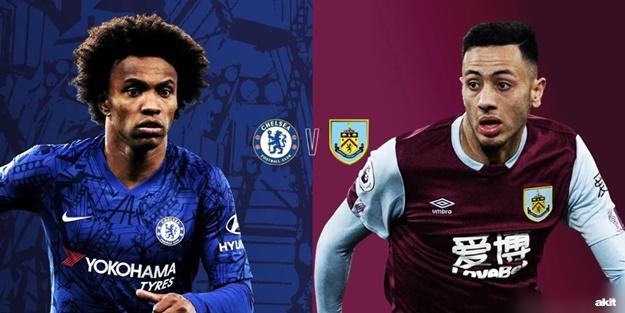 Chelsea Burnley Premier Lig maçı ne zaman, saat kaçta ve hangi kanalda?