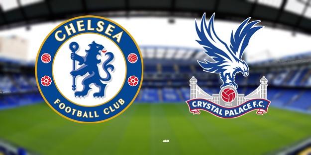 Chelsea Crystal Palace maçı ne zaman saat kaçta hangi kanalda?