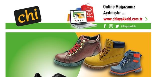 CHİ Ayakkabı E- Ticareti girdi