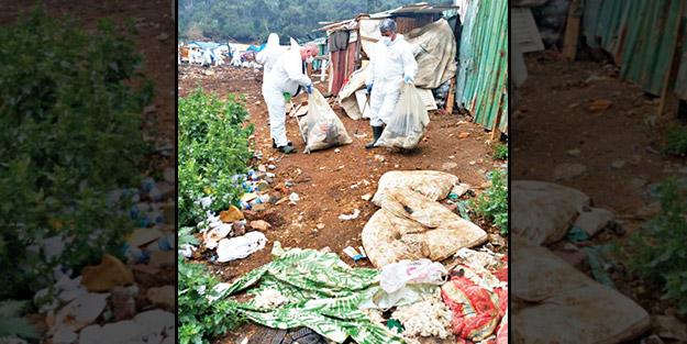 CHP, Adalar'ı çöplüğe çevirmiş