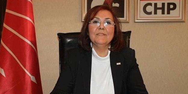 CHP Aydın Kadın Kolları Başkanı Ayşe Özdemir'den skandal paylaşım
