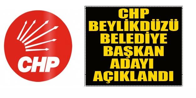 CHP Beylikdüzü belediye başkan adayı kim?