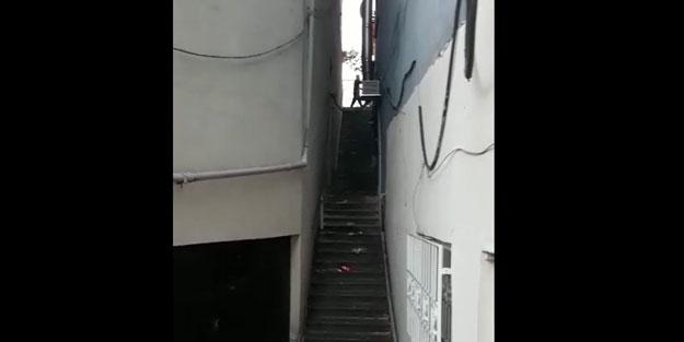 CHP demek lağım demek! Kağıthane'de vatandaşlar isyan etti