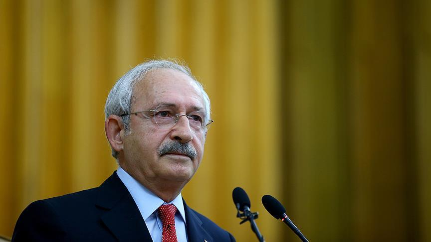 CHP Genel Başkanı Kemal Kılıçdaroğlu'ndan 1 Mayıs açıklaması