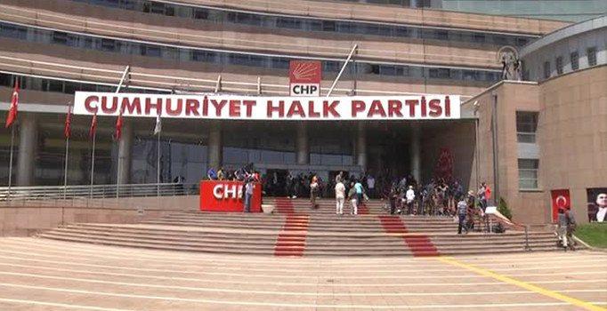 CHP Genel Merkezi'nde küfürlü kavga