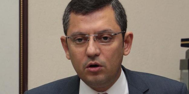 CHP'li Özgür Özel hakkında suç duyurusu