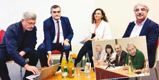CHP, HDP, İYİ Parti ve Saadet Partisi o ülkede bir araya geldi! Bakın kimlerle buluştular